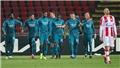 Video clip bàn thắng Crvena Zvezda2-2 Milan