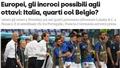 Truyền thông Ý: Thầy trò Mancini đã tạo nên câu chuyện cổ tích
