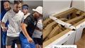 'Giường chống sex' ở Olympic Tokyo chỉ sập khi có... 9 người cùng nhảy