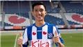 VTVcab và HTV tường thuật trực tiếp Văn Hậu thi đấu tại Hà Lan
