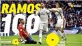 Video Real Madrid 3-0 Leganes: Ramos cán mốc 100 bàn, Vinicius tỏa sáng rực rỡ