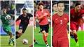 Quế Ngọc Hải và Tristan Đỗ lọt vào top 5 hậu vệ hay nhất vòng bảng Asian cup