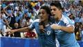 Chile 0-1 Uruguay: Người hùng Cavani rực sáng, Uruguay vào tứ kết với ngôi đầu