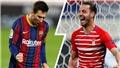 Video clip bàn thắng trận Barcelona vs Granada