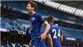 Bảng xếp hạng Ngoại hạng Anh: Man City chưa thể lên ngôi. Chelsea vào top 3, áp sát MU