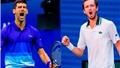 Xem trực tiếp tennis Djokovic vs Medvedev, US Open 2021