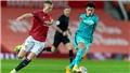 VIDEO MU vs Liverpool, Ngoại hạng Anh vòng 9