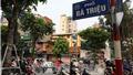 Đường phố Hà Nội đã đông hơn sau 1 tuần thực hiện giãn cách xã hội