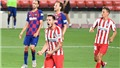 VIDEO bàn thắng Barcelona 2-2 Atletico: Messi ghi bàn, Barca vẫn mất điểm