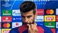 Pique cảm thấy hổ thẹn, đề nghị được rời Barca sau thảm bại trước Bayern