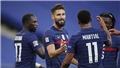 Pháp 4-2 Croatia: Tái hiện tỷ số chung kết World Cup 2018