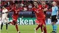 Bayern Munich 2-1 Sevilla: Thắng ngược trong hiệp phụ, Bayern giành Siêu cúp châu Âu