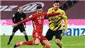Bayern 4-2 Dortmund: Hat-trick của Lewandowski che mờ cú đúp của Haaland