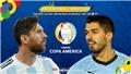Kèo nhà cáiArgentina vs Uruguay. Soi kèo bóng đá Copa America 2021. Trực tiếp BĐTV