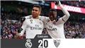 VIDEO Real Madrid 2-0 Sevilla: Luka Modric tỏa sáng, Real Madrid vào Top 3