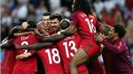 Sức mạnh tinh thần giúp Bồ Đào Nha thắng Pháp
