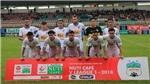 Trực tiếp vòng 20 V-League 2018: XSKT Cần Thơ đá 'chung kết ngược' với Sài Gòn