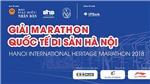 Hơn 2000 VĐV dự giải marathon quốc tế di sản Hà Nội
