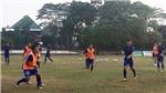 HLV U19 Việt Nam 'truyền lửa' cho học trò trước trận gặp Jordan
