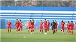 Phóng viên Hàn Quốc 'bao vây' sân tập của tuyển Việt Nam tại Dubai