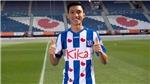 Văn Hậu hòa nhập cực nhanh tại Heerenveen, sẽ được đăng ký thi đấu