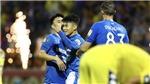 Hà Nội FC kém vui trong ngày nâng Cúp vô địch