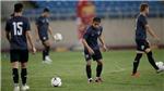 Tin bóng đá Việt Nam vs Thái Lan hôm nay: HLV Nishino sợ trời mưa, Công Phượng có thể đá chính