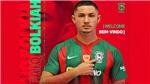 Cầu thủ bóng đá giàu nhất thế giới của Brunei rời Leicester