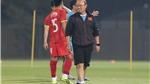 HLV Park Hang Seo mong tuyển Việt Nam không chung bảng Hàn Quốc