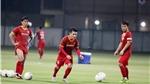 Đội hình xuất phát Việt Nam vs UAE: Quang Hải đá chính, Công Phượng dự bị