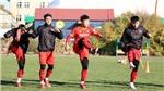 Trung vệ Liễu Quang Vinh: 'U23 Việt Nam không cảm thấy áp lực'