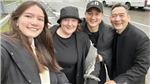 Khoảnh khắc xúc động Văn Lâm gặp lại gia đình sau 2 năm