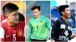 3 cầu thủ Việt Nam nhiều khả năng sẽ không ra sân một phút nào tại AFF Cup 2018