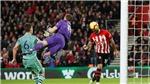 Video clip bàn thắng Southampton 3-2 Arsenal: 'Pháo thủ' đứt mạch bất bại