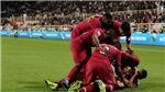 VIDEO Qatar 1-0 Iraq: 'Siêu phẩm' đá phạt của Bassam Hisham đưa Qatar vào tứ kết
