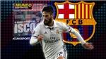 CHUYỂN NHƯỢNG Barca 25/5: Bước ngoặt vụ De Ligt, Messi muốn Griezmann, Isco cầu cứu