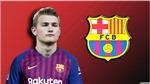 CHUYỂN NHƯỢNG Barca 16/6: Vẫn hy vọng vụ De Ligt với MU. Mua Neymar về để cạnh tranh với Real