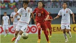 Trực tiếp bóng đá hôm nay: Việt Nam vs Myanmar (15h00 hôm nay), nữ Đông Nam Á