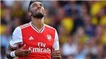 """Aubameyang """"chua chát"""" nói về vấn đề cực lớn của Arsenal sau trận hòa Watford"""