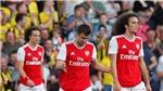 Watford 2-2 Arsenal: Công làm thủ phá, 'Pháo thủ' không thắng nổi đội bét bảng
