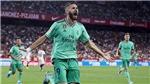 Sevilla 0-1 Real Madrid: Hazard chưa lên tiếng, Benzema sắm vai người hùng