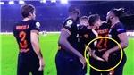 Ajax 0-1 Chelsea: Người hùng Batshuayi bối rối với pha ăn mừng oái ăm của Jorginho