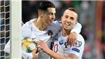 Kết quả vòng loại EURO 2020 đêm qua: Ronaldo ghi bàn, Bồ Đào Nha chính thức giành vé