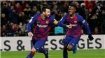 BÓNG ĐÁ HÔM NAY 20/1: Liverpool thắng thuyết phục MU. Messi giúp Barca lấy lại ngôi đầu