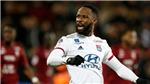MU và Chelsea hồi hợp chờ báo giá cây săn bàn của Lyon
