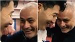 Mourinho trêu chọc Son Heung Min sau chiến thắng nghẹt thở trước Aston Villa