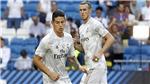 Bale, James Rodriguez và những ngôi sao lọt 'sổ đen' của Zidane