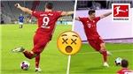 Lewandowski gây sốt với pha kiến tạo kiểu Rabona cho Mueller ghi bàn