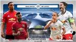 Soi kèo nhà cái MU vs Leipzig. Vòng bảng Cúp C1 châu Âu. Trực tiếp K+PC