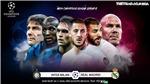 Soi kèo nhà cáiInter Milan vs Real Madrid. Vòng bảng Champions League